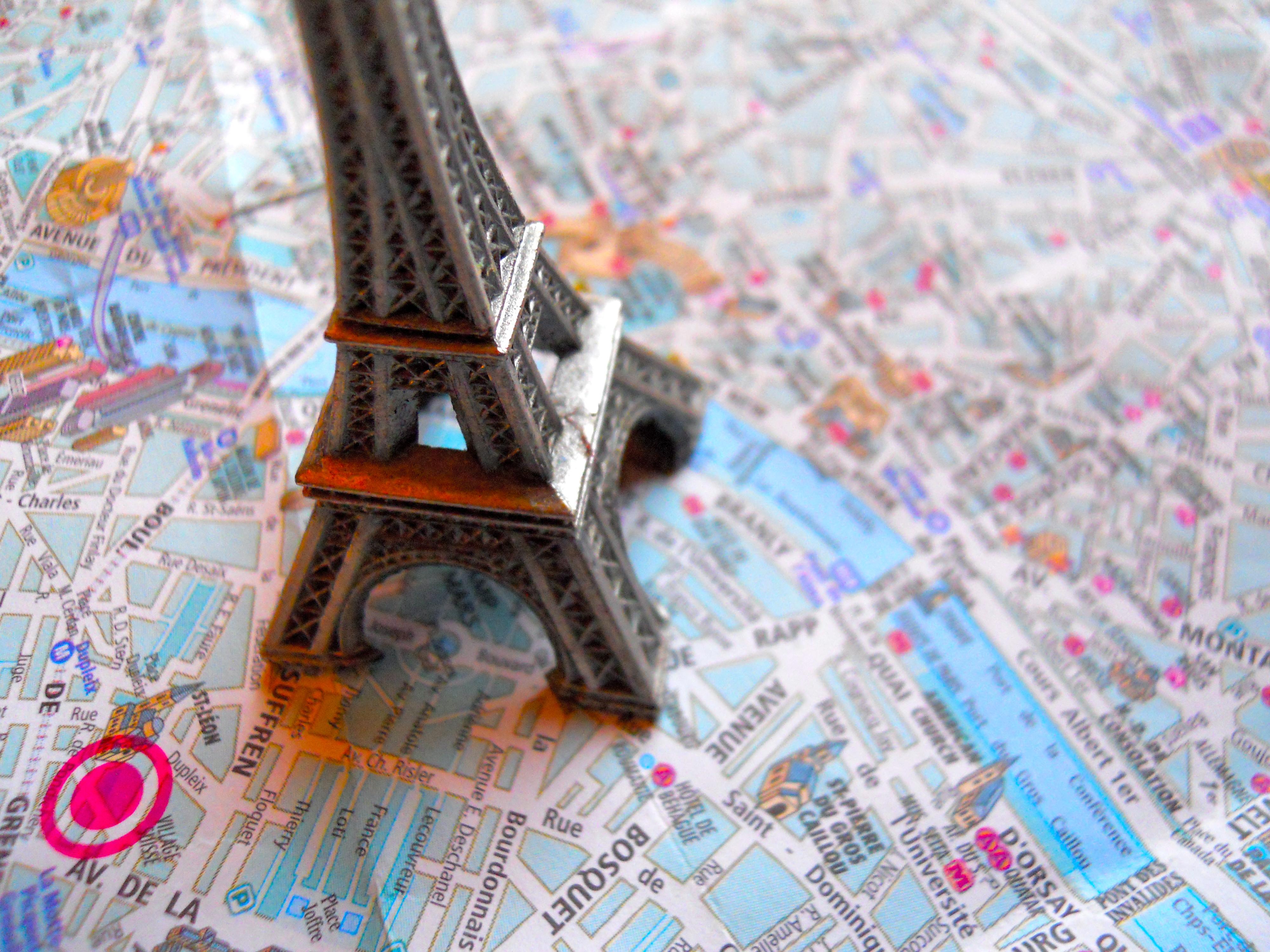 Se D Placer Dans Paris Lessons Tes Teach